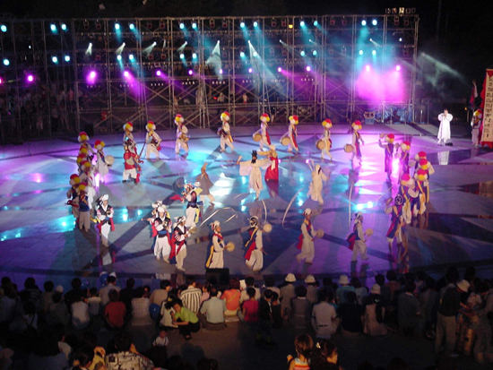 오는 10월 3일부터 7일까지 전주세계소리축제가 펼쳐진다.